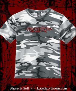 Urban Camo T Design Zoom